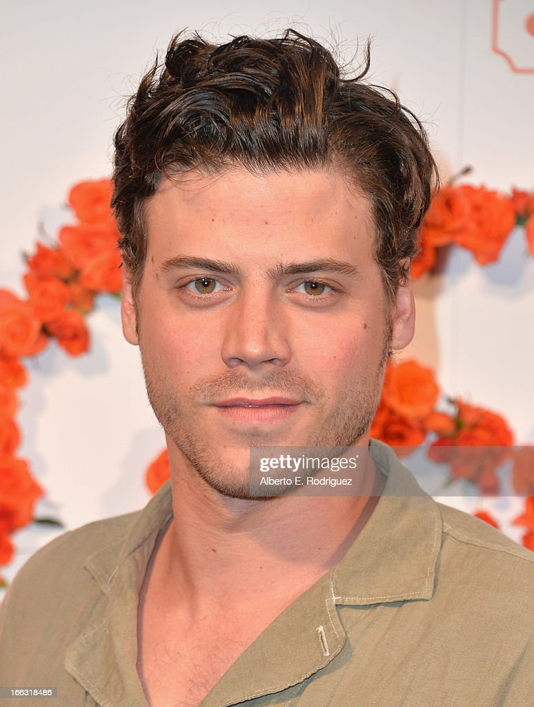 Actor Francois Arnaud attends the 3rd Annual Coach Evening to benefit Children's Defense Fund at Bad Robot on April 10, 2013 in Santa Monica, California.
