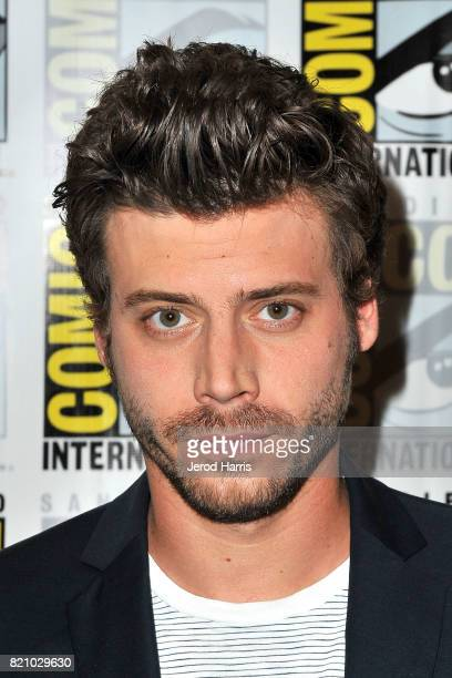 Actor Francois Arnaud attends the 'Midnight Texas' press line at Comic Con 2017 Day 3 on July 22 2017 in San Diego California