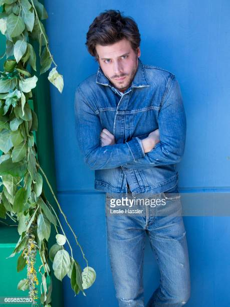 Actor Francois Arnaud is photographed for MM Magazine on March 16 2017 in New York City COVER IMAGE