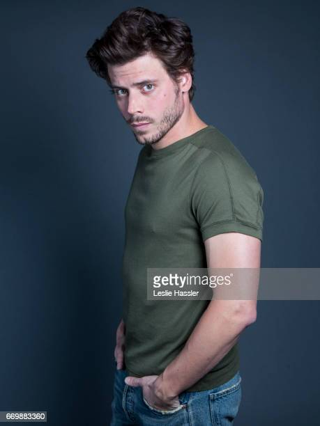 Actor Francois Arnaud is photographed for MM Magazine on March 16 2017 in New York City PUBLISHED IMAGE