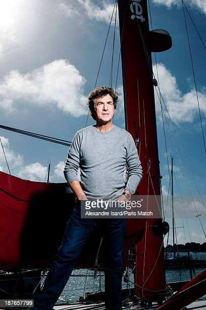 Actor Francois Cluzet is photographed for Paris Match on October 16 2013 in Lorient France