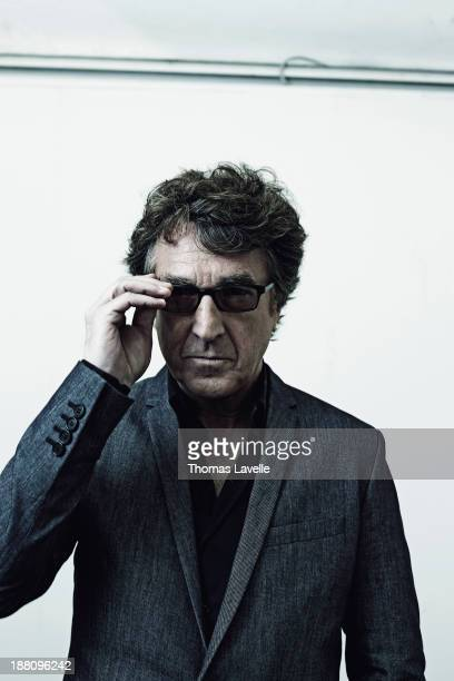 Actor FRANCOIS CLUZET is photographed for Self Assignment during The 8th Rome Film Festival on November 11 2013 in Rome Italy