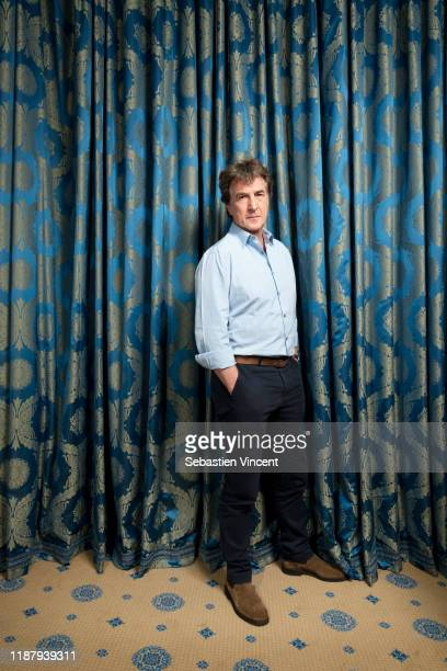 Actor Francois Cluzet poses for a portrait on February 11, 2016 in Paris, France.
