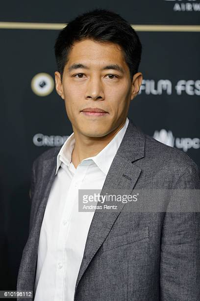 Actor Francois Yang attends the 'L'ame Du Tigre' Photocall during the 12th Zurich Film Festival on September 24 2016 in Zurich Switzerland The Zurich...