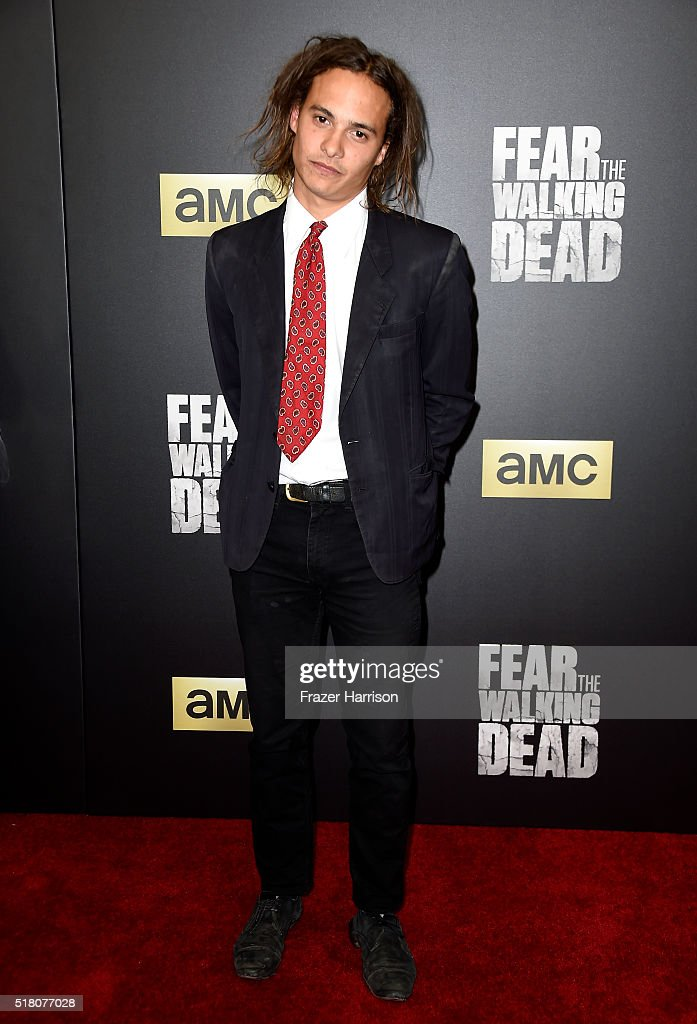 "Premiere Of AMC's ""Fear The Walking Dead"" Season 2 - Arrivals"