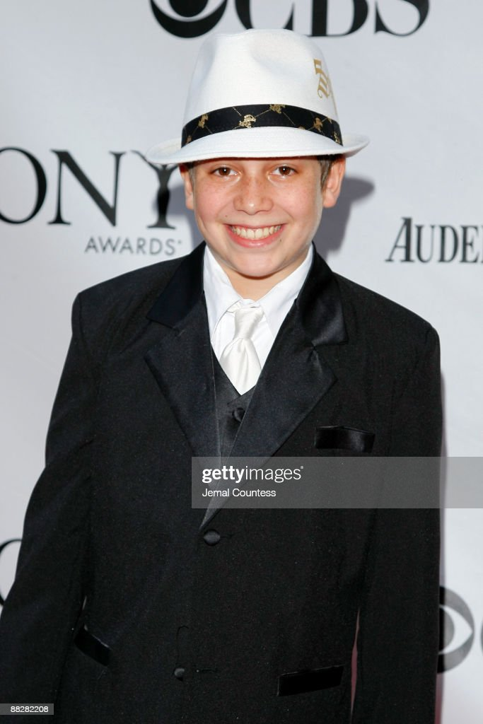 Actor Frank Dolce attends the 63rd Annual Tony Awards at Radio City Music Hall on June 7, 2009 in New York City.