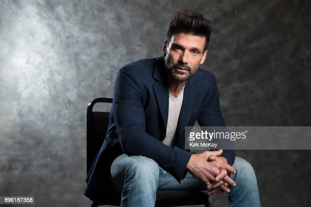 Actor Frank Grillo is photographed for Los Angeles Times on December 4 2017 in Los Angeles California PUBLISHED IMAGE CREDIT MUST READ Kirk McKoy/Los...