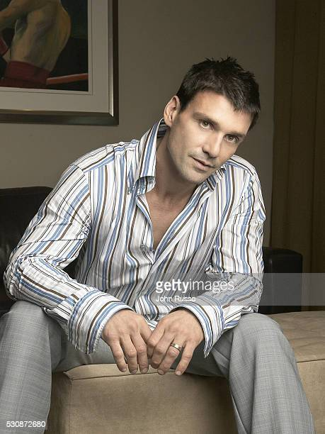 Actor Frank Grillo is photographed on January 8 2005
