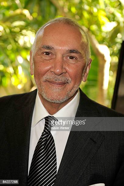 Actor Frank Langella arrives at the AFI Awards 2008 held at the Four Seasons Hotel on January 9 2009 in Los Angeles California