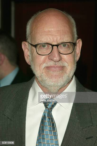 Actor Frank Oz arrives at the premiere of 'Star Wars Episode III Revenge Of The Sith' at the Ziegfeld Theater on May 12 2005 in New York City