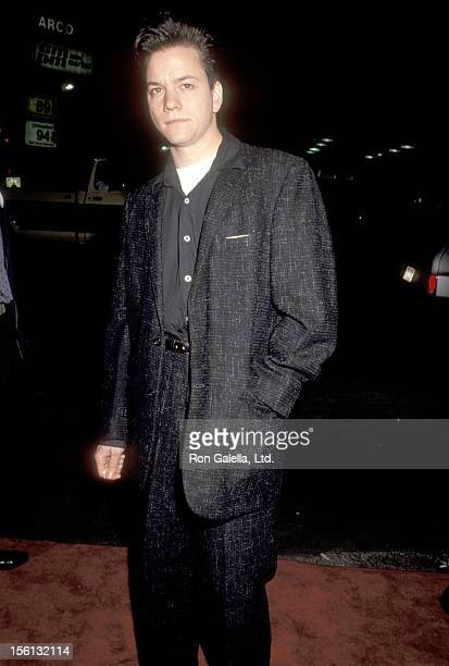 Actor Frank Whaley attends the 'The Doors' Premiere Party on February 23 1991 at the Whisky a Go Go in West Hollywood California