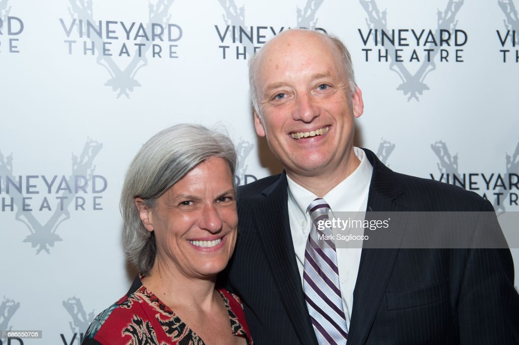 Actor Frank Wood attends the 'Can You Forgive Her?' Opening Night at the Vineyard Theatre on May 21, 2017 in New York City.