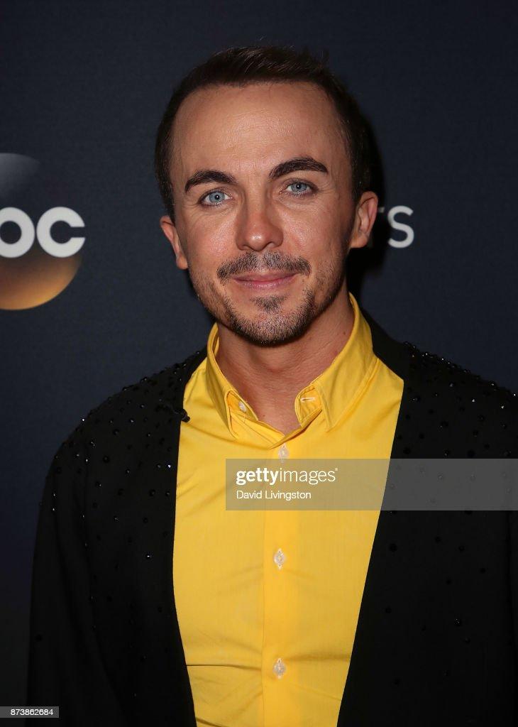 """Dancing With The Stars"" Season 25 - November 13, 2017 - Arrivals : News Photo"