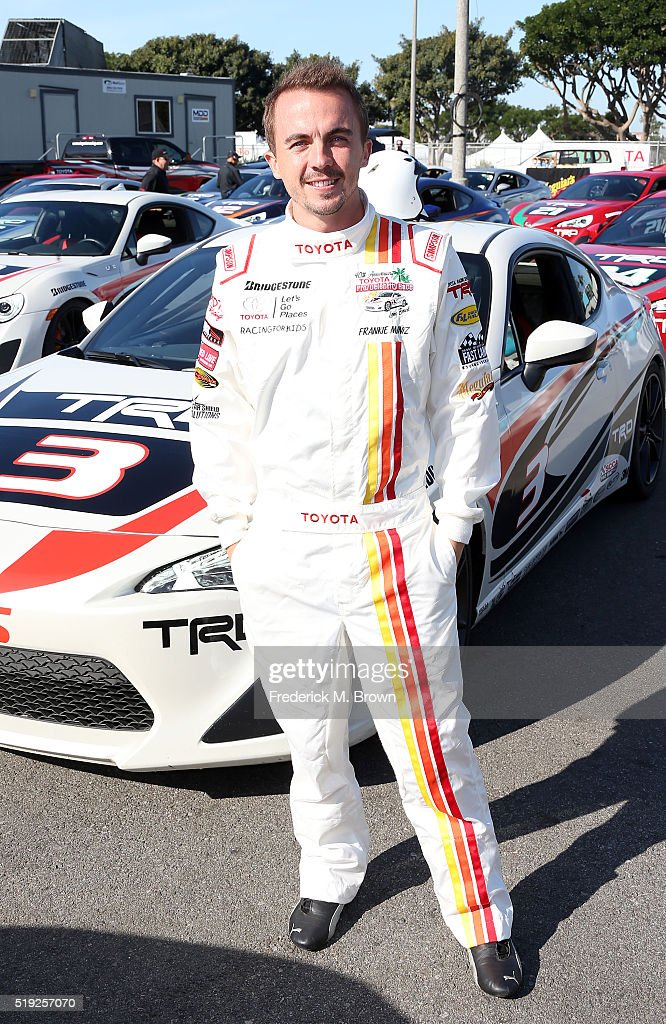 42nd Toyota Grand Prix Of Long Beach - Press Day : News Photo