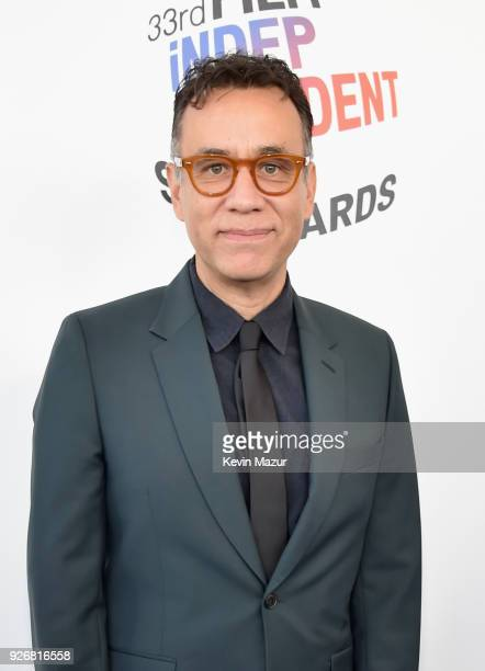 Actor Fred Armisen attends the 2018 Film Independent Spirit Awards on March 3 2018 in Santa Monica California