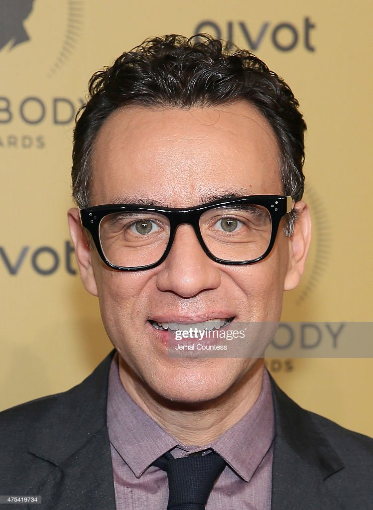 Actor Fred Armisen attends The 74th Annual Peabody Awards Ceremony at Cipriani Wall Street on May 31, 2015 in New York City.