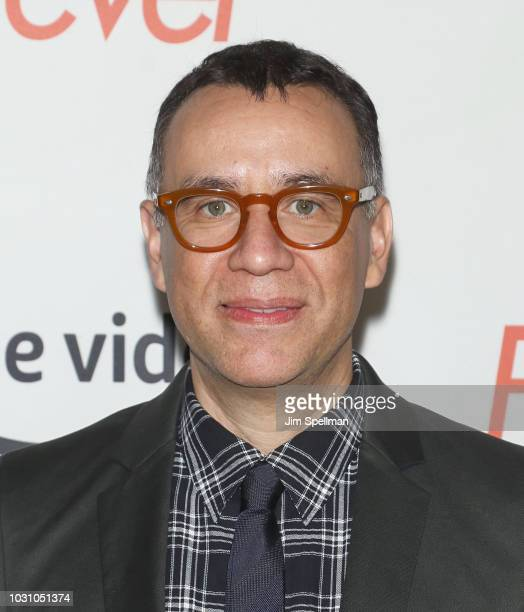 Actor Fred Armisen attends the Forever New York premiere at The Whitby Theater on September 10 2018 in New York City