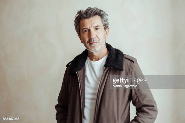 Actor Fred Bianconi is photographed for Self Assignment on September 27 2017 in Paris France
