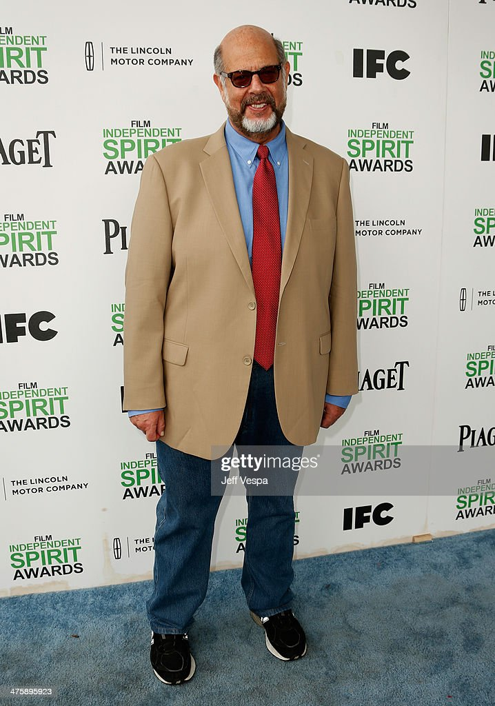 Actor Fred Melamed attends the 2014 Film Independent Spirit Awards at Santa Monica Beach on March 1, 2014 in Santa Monica, California.