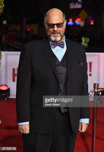 """Actor Fred Melamed attends Universal Pictures' """"Hail, Caesar!"""" premiere at Regency Village Theatre on February 1, 2016 in Westwood, California."""