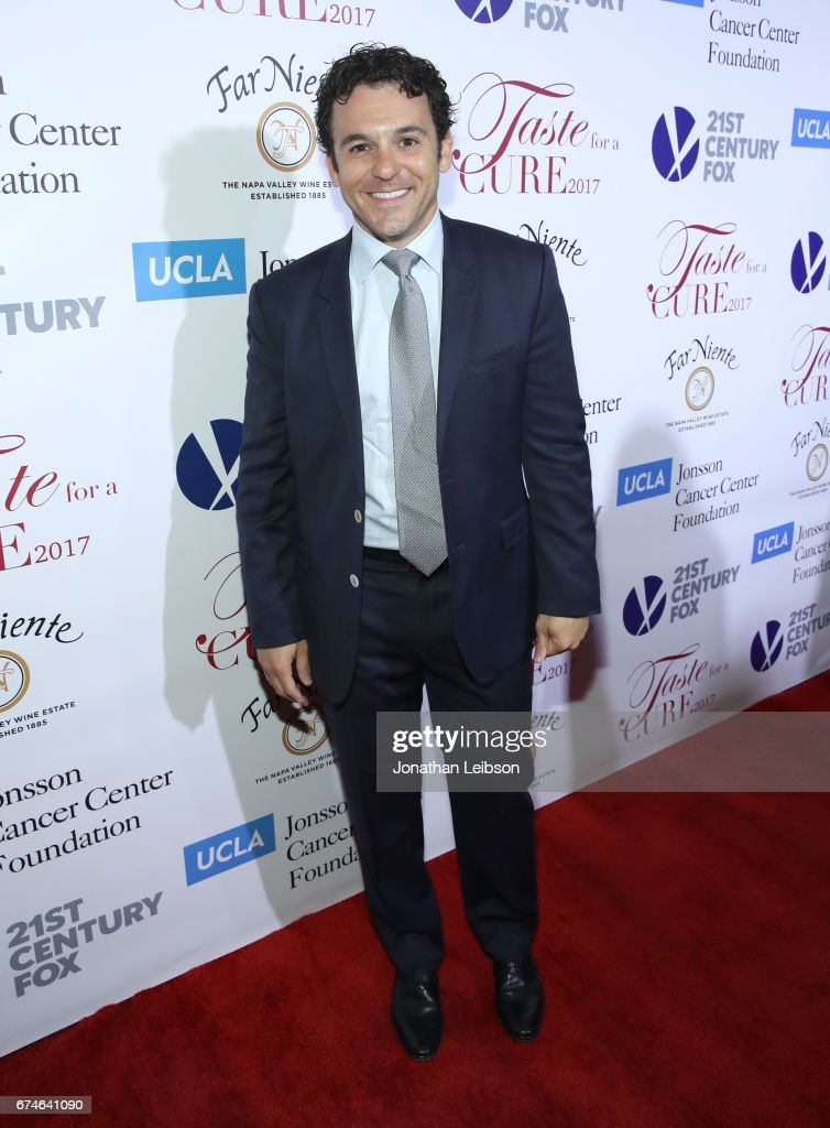 Actor Fred Savage attends the UCLA Jonsson Cancer Center Foundation Hosts 22nd Annual 'Taste for a Cure' event honoring Yael and Scooter Braun at the Regent Beverly Wilshire Hotel on April 28, 2017 in Beverly Hills, California.