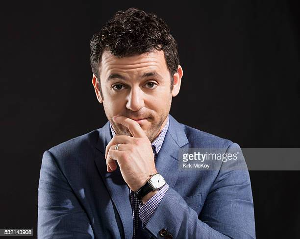Actor Fred Savage is photographed for Los Angeles Times on April 19 2016 in Los Angeles California PUBLISHED IMAGE CREDIT MUST READ Kirk McKoy/Los...