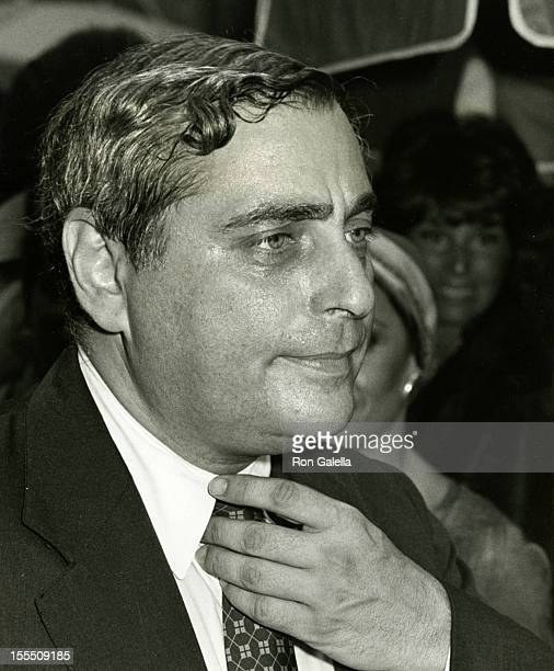 Actor Fred Silverman attends Texas Party on July 29 1980 at the RCA Promenade at Rockefeller Center in New York City