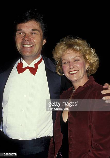 Actor Fred Willard and wife Mary Willard attend History Of Hollywood Costume Exhibit on December 3 1987 at the Museum of Natural History in Hollywood...