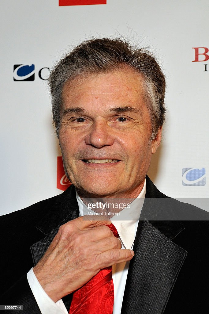 Actor Fred Willard arrives at the Closing Night Gala for the 1st Annual Burbank International Film Festival, held at Woodbury University on March 29, 2009 in Burbank, California.
