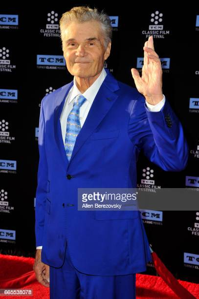 Actor Fred Willard attends 2017 TCM Classic Film Festival's opening night gala and 50th anniversary screening of In The Heat Of The Night at TCL...