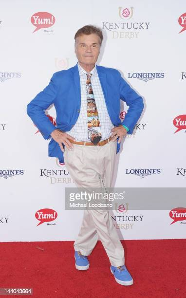Actor Fred Willard attends the 138th Kentucky Derby at Churchill Downs on May 5, 2012 in Louisville, Kentucky.