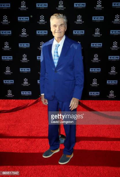 Actor Fred Willard attends the 2017 TCM Classic Film Festival's Opening Night Gala and 50th Anniversary Screening of 'In The Heat of the Night' at...