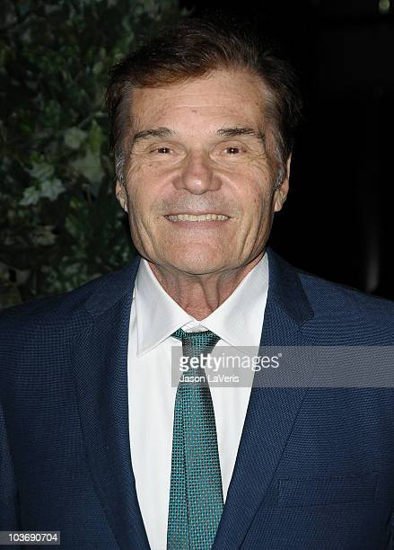 Actor Fred Willard attends the 62nd primetime Emmy Awards performers nominee reception at Pacific Design Center on August 27 2010 in West Hollywood...