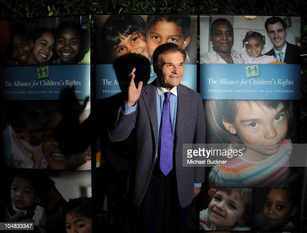 Actor Fred Willard attends the Alliance for Children's Right's 3rd Annual Dinner With Friends at the Abby WolfWeiss Home on October 5 2010 in Los...