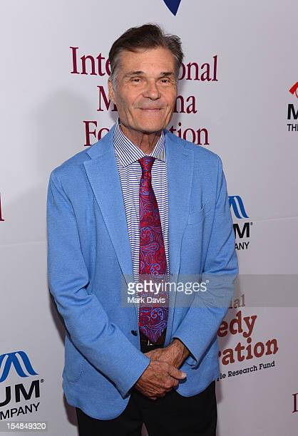 Actor Fred Willard attends the International Myeloma Foundation's 6th Annual Comedy Celebration hosted by Ray Romano benefiting The Peter Boyle...
