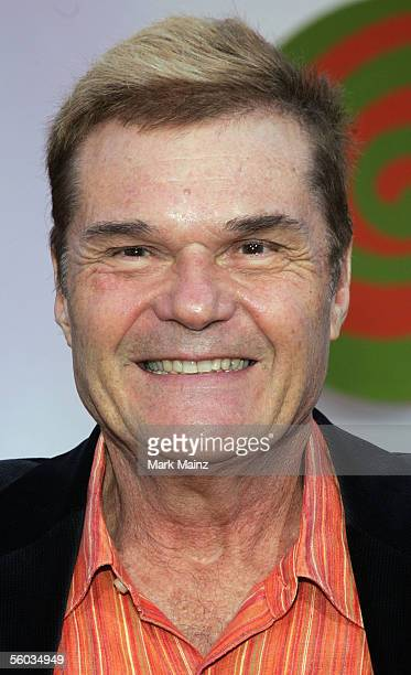 Actor Fred Willard attends the premiere for the Disney Animated Feature Chicken Little at the El Capitan Theatre October 30 2005 in Los Angeles...