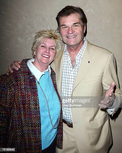 Actor Fred Willard with his wife Mary attend the 21st annual Charlie Awards at the Roosevelt Hotel on February 2 2007 in Los Angeles California
