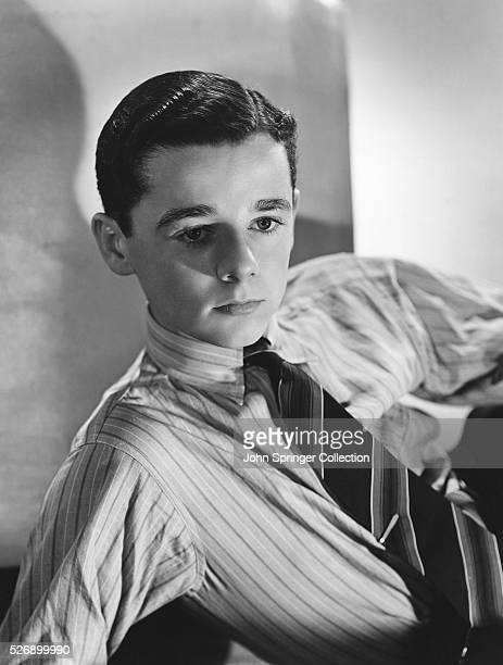 Actor Freddie Bartholomew