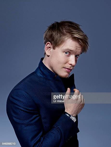 Actor Freddie Fox is photographed 1843 magazine on January 18 2016 in London England