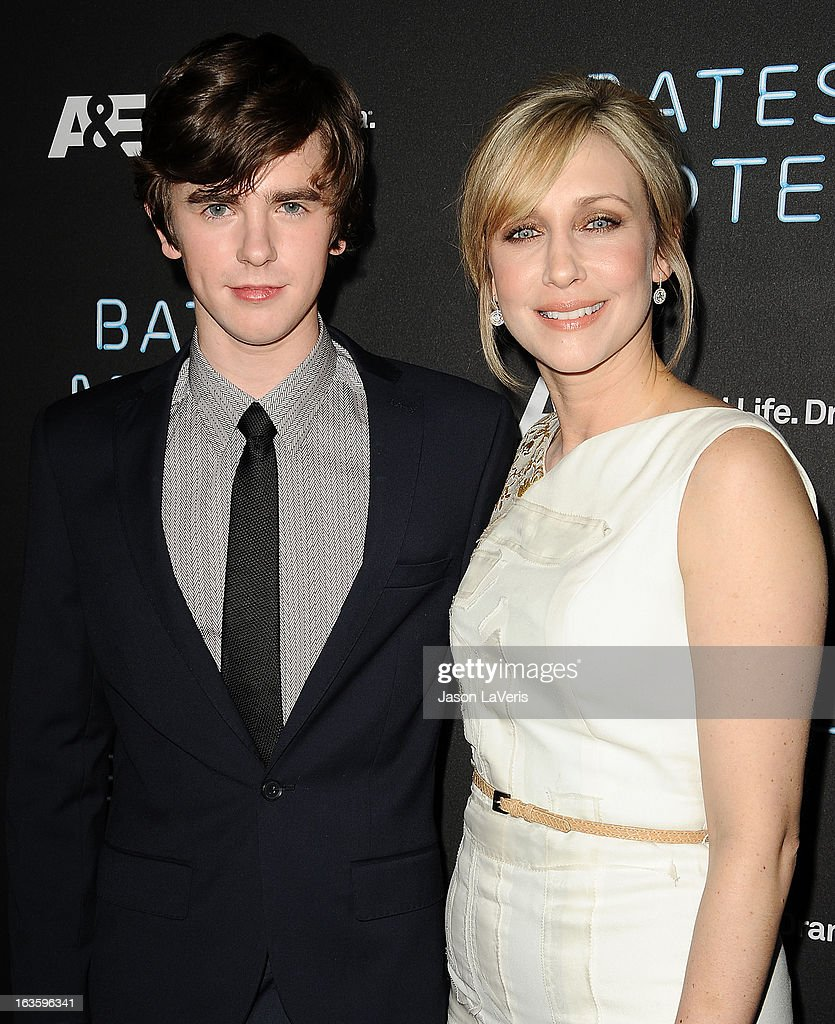 """Bates Motel"" A&E Network Premiere : News Photo"