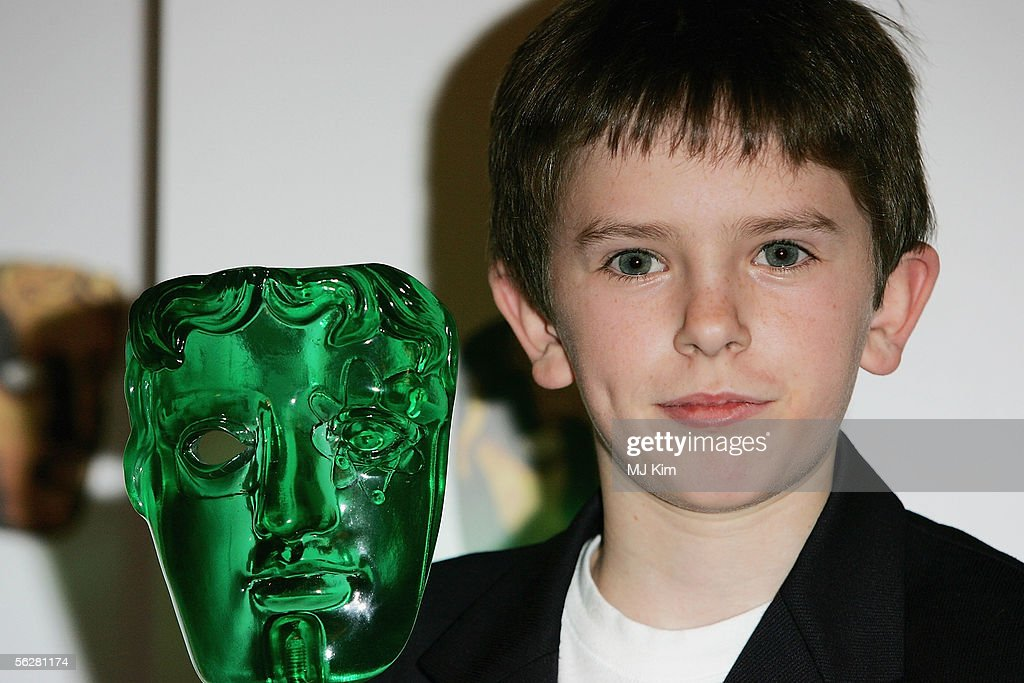 Awards Room At The British Academy Children's Film & Television Awards 2005 : News Photo