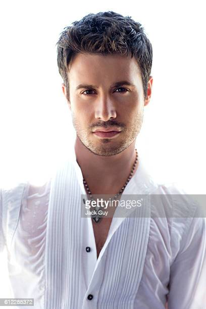 Actor Freddie Prinze Jr is photographed for Emmy Magazine in 2005 in Los Angeles California COVER IMAGE