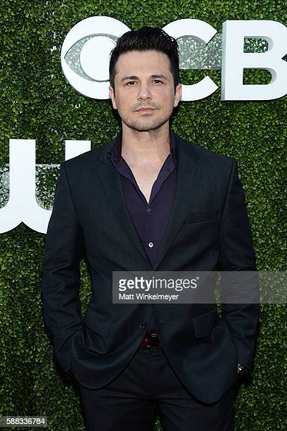 Actor Freddy Rodriguez arrives at the CBS CW Showtime Summer TCA Party at Pacific Design Center on August 10 2016 in West Hollywood California