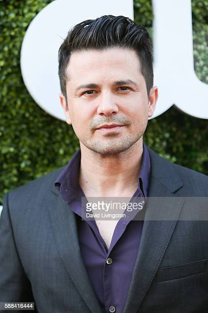 Actor Freddy Rodriguez arrives at the CBS CW Showtime Summer TCA Party at the Pacific Design Center on August 10 2016 in West Hollywood California