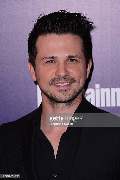Actor Freddy Rodriguez attends the Entertainment Weekly and PEOPLE celebration of The New York Upfronts at The Highline Hotel on May 11 2015 in New...