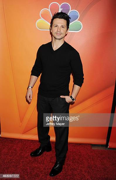 Actor Freddy Rodriguez attends the NBCUniversal 2015 Press Tour at the Langham Huntington Hotel on January 15 2015 in Pasadena California