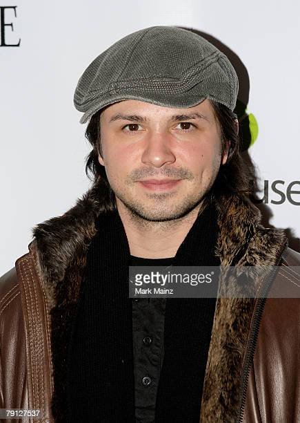 Actor Freddy Rodriguez attends the world premiere party for Nobel Son hosted by Eliza Dushku Alan Rickman and Bryan Greenberg held at Cicero's during...