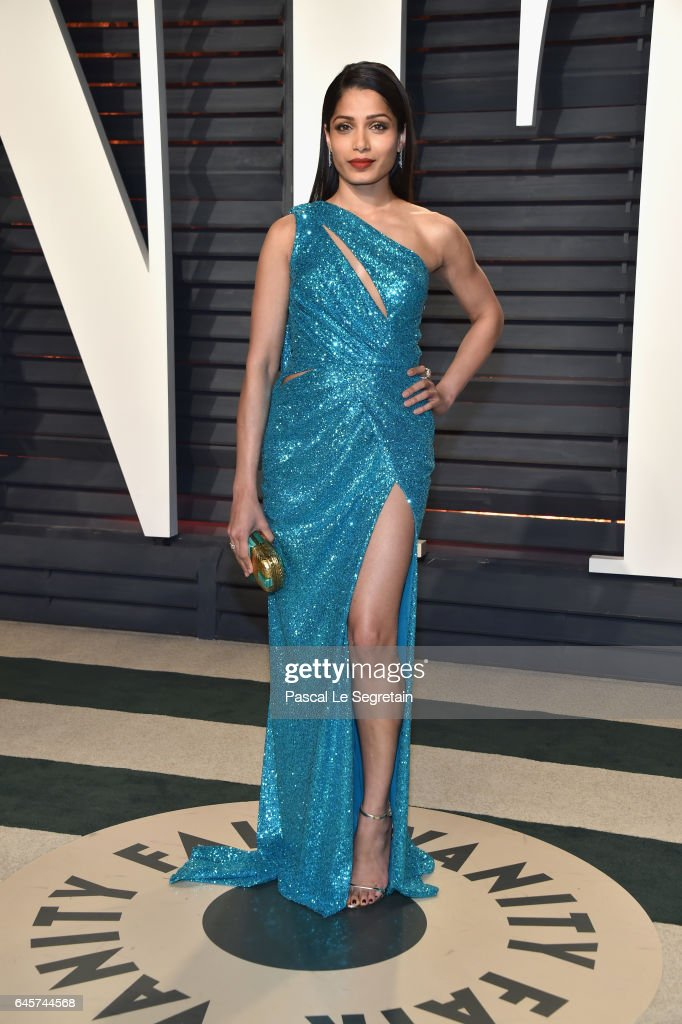 2017 Vanity Fair Oscar Party Hosted By Graydon Carter - Arrivals