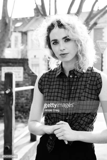 Actor Freya Mavor is photographed for The Picture Journal on March 16 2017 in London England