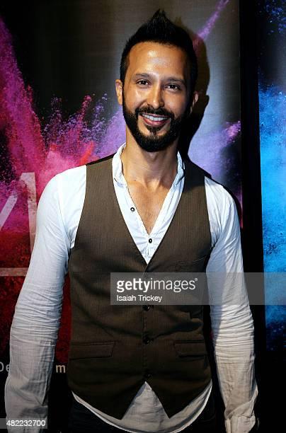 Actor from the film 'BeeBa Boys' Ali Kazmi attends the 2015 Toronto International Film Festival Press Conference at TIFF Bell Lightbox on July 28,...